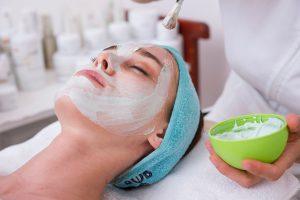 facial treatment